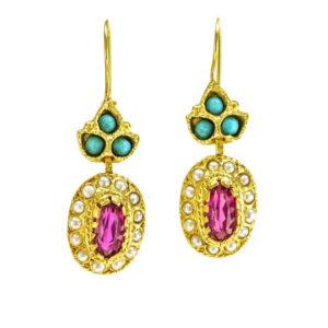 Delicate Beauty Earrings