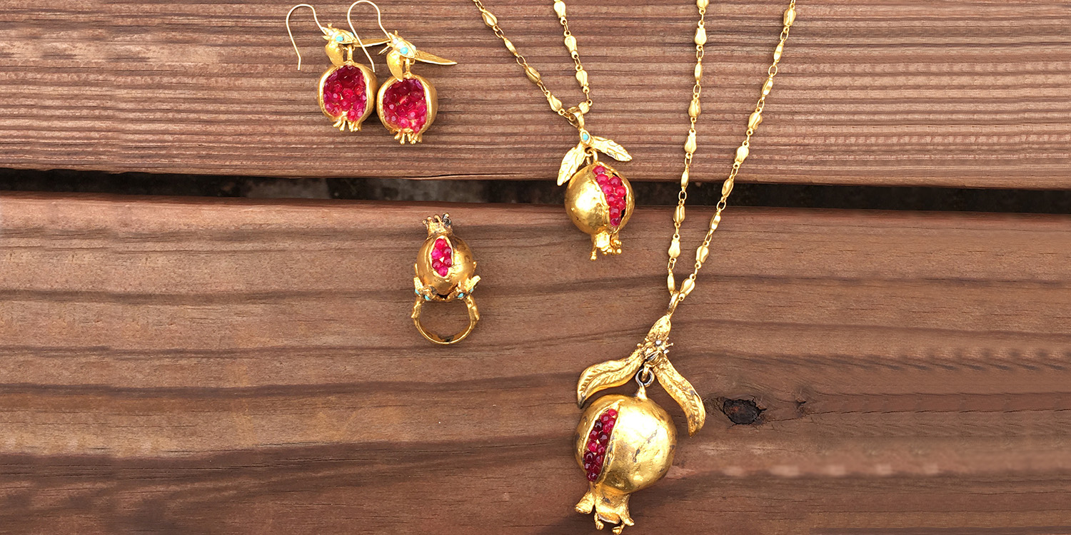 The Pomegranate Collection