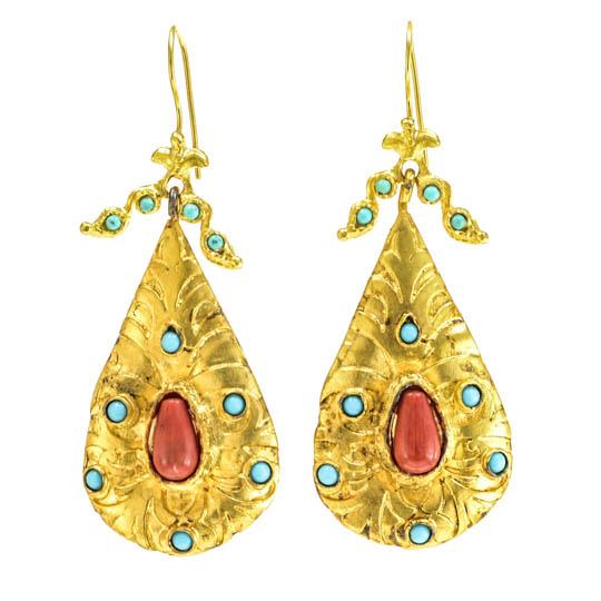 Egyptian Queen Earrings